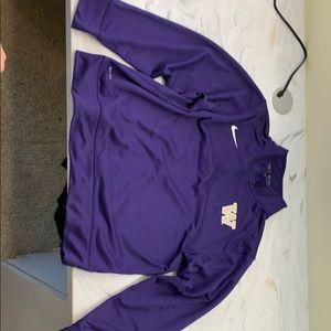 Washington husky Nike sweatshirt